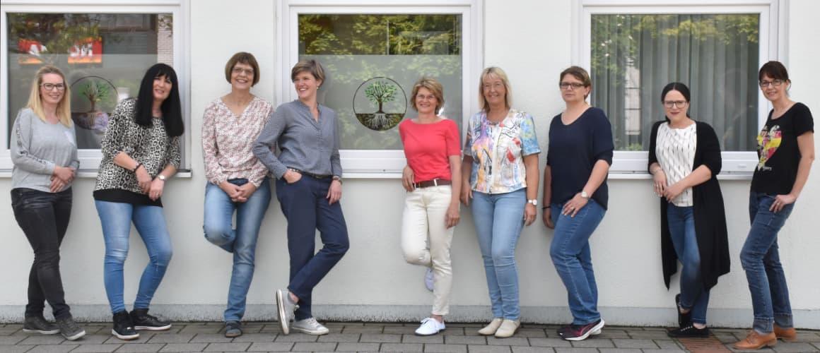 Hausarztpraxis Büchenbach Team